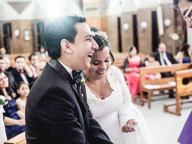 El casamiento de Eli y Rolo en Sancho, Catamarca 39