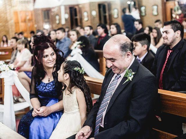 El casamiento de Eli y Rolo en Sancho, Catamarca 40