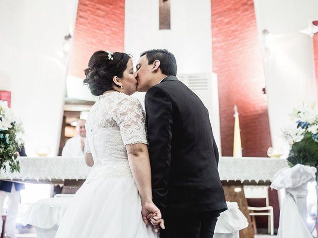 El casamiento de Eli y Rolo en Sancho, Catamarca 41