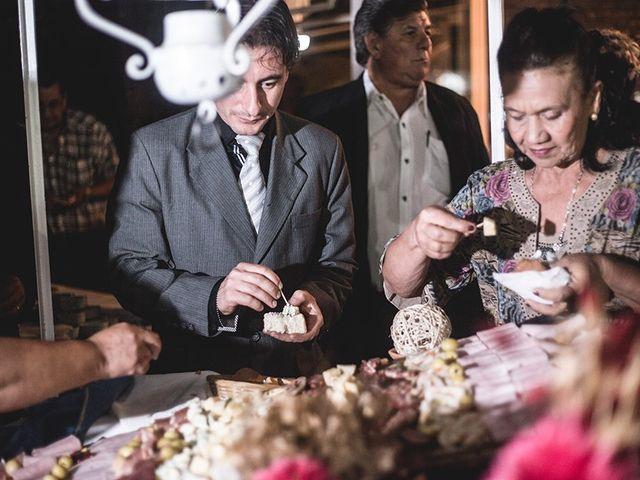 El casamiento de Eli y Rolo en Sancho, Catamarca 47
