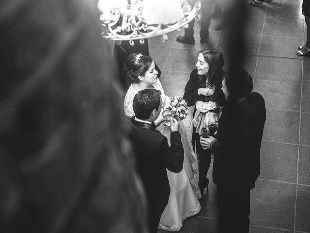 El casamiento de Eli y Rolo en Sancho, Catamarca 58
