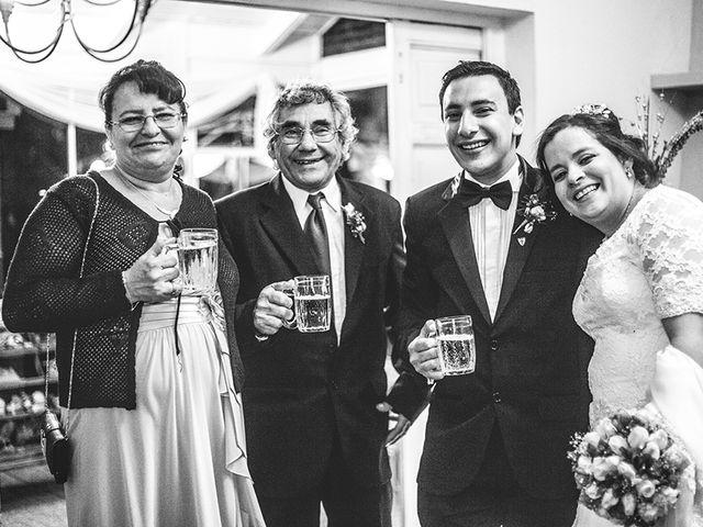 El casamiento de Eli y Rolo en Sancho, Catamarca 59