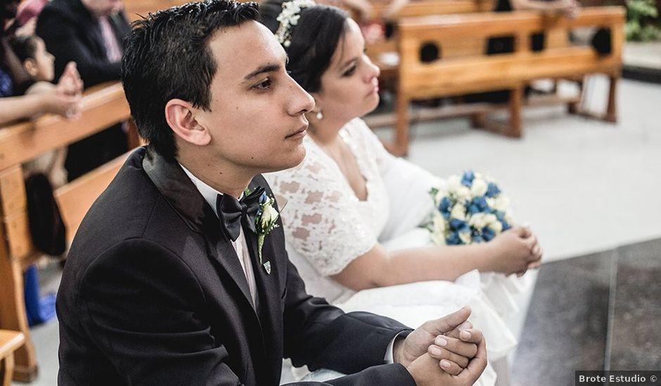 El casamiento de Eli y Rolo en Sancho, Catamarca