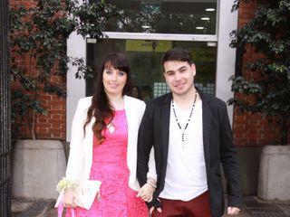 El casamiento de Antonella y Leandro 2