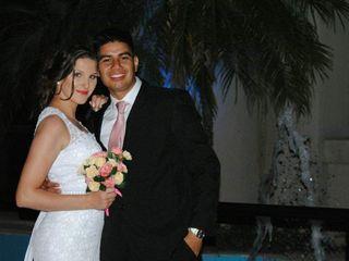 El casamiento de Alexandra y Alejandro