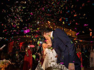El casamiento de Virginia y Agustin