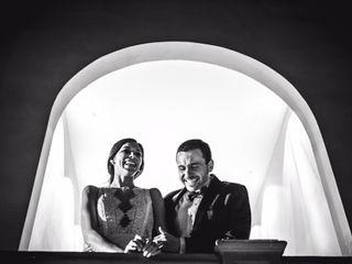 El casamiento de Fabi y Tomás