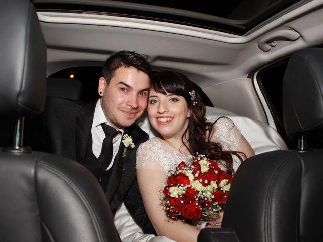 El casamiento de Antonella y Leandro