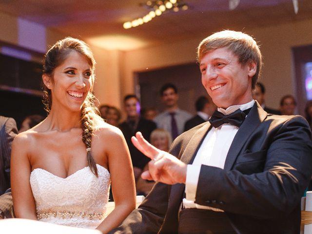 El casamiento de Ludmila y Luciano
