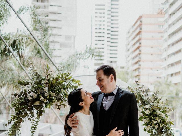 El casamiento de Romina y Fernando