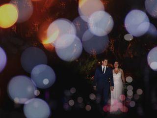 El casamiento de Vanesa y Matias