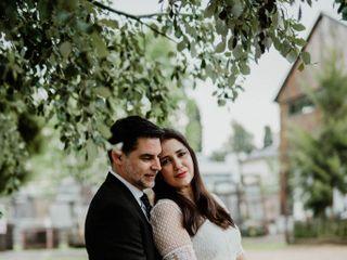El casamiento de Dana y Pablo 1