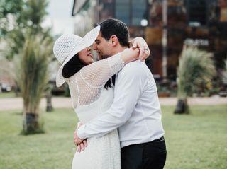 El casamiento de Dana y Pablo
