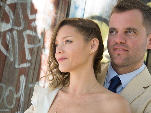 El casamiento de Marilú y Eduardo