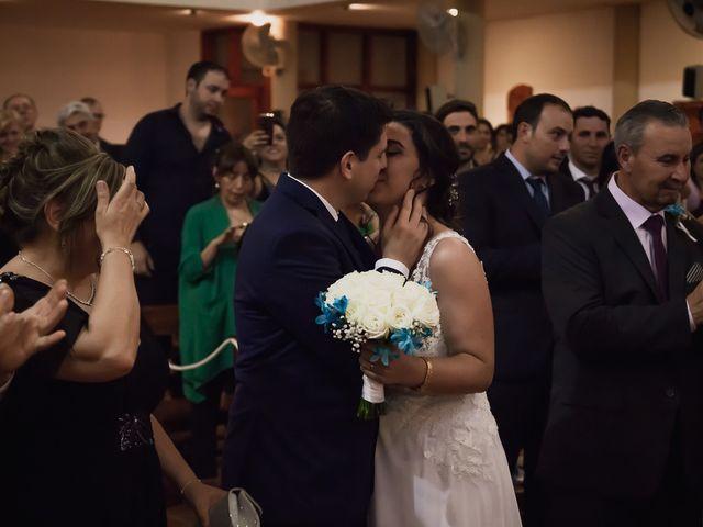 El casamiento de Matias y Vanesa en Rosario, Santa Fe 11