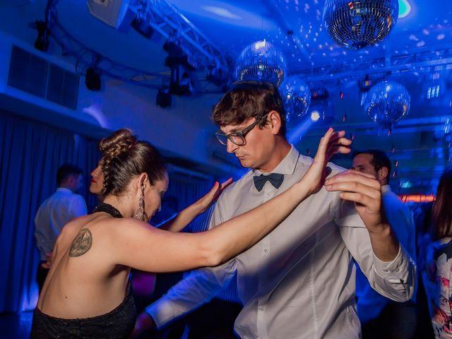El casamiento de Matias y Vanesa en Rosario, Santa Fe 20
