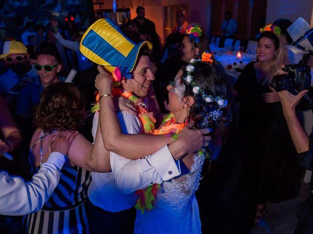 El casamiento de Matias y Vanesa en Rosario, Santa Fe 39