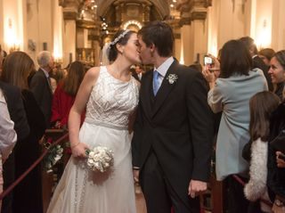 El casamiento de Milagros  y Carlos Maria  1