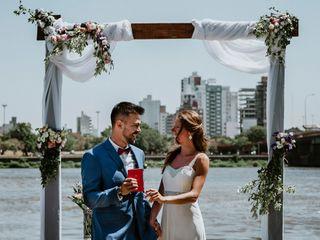 El casamiento de Eugenia y Filipe