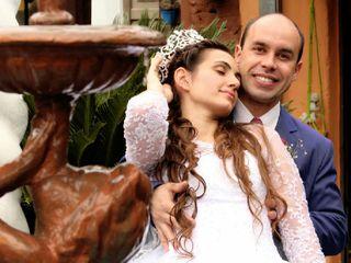 El casamiento de Brenda y Gabriel
