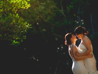 El casamiento de Julia y Liliana 1