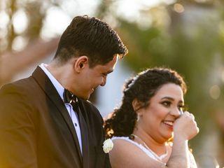 El casamiento de Andreina y David