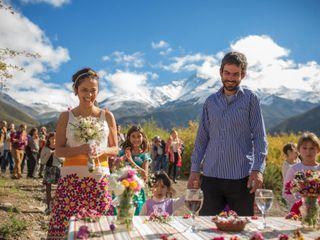 El casamiento de Euge y Javi