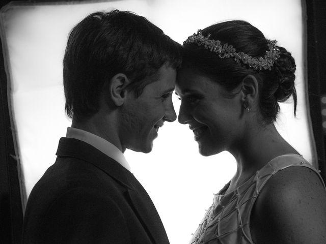 El casamiento de Milagros  y Carlos Maria