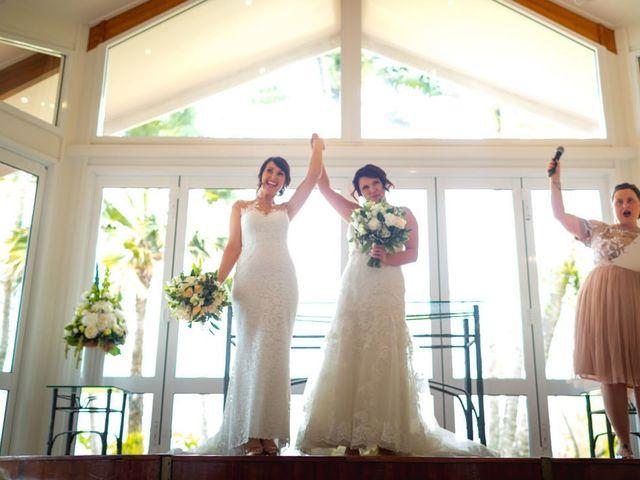 El casamiento de Julia y Liliana
