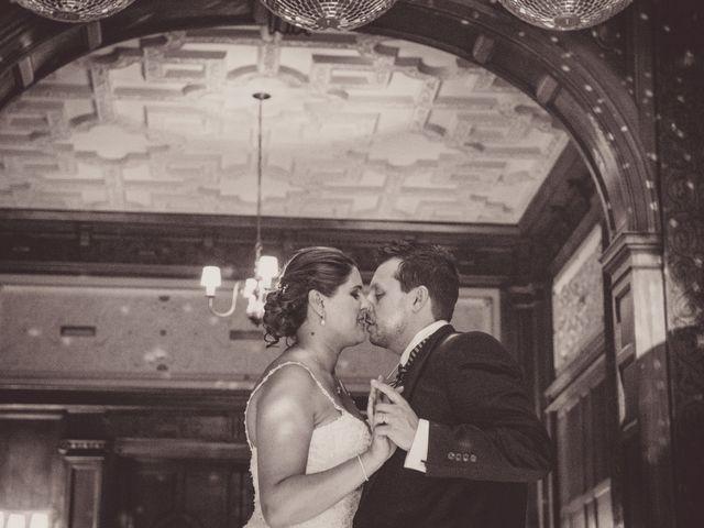 El casamiento de Erica y Juan