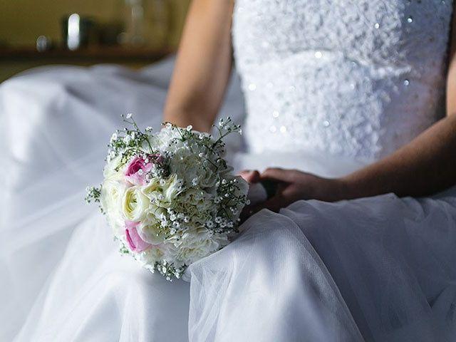 El casamiento de David y Andreina en Ingeniero Maschwitz, Buenos Aires 20