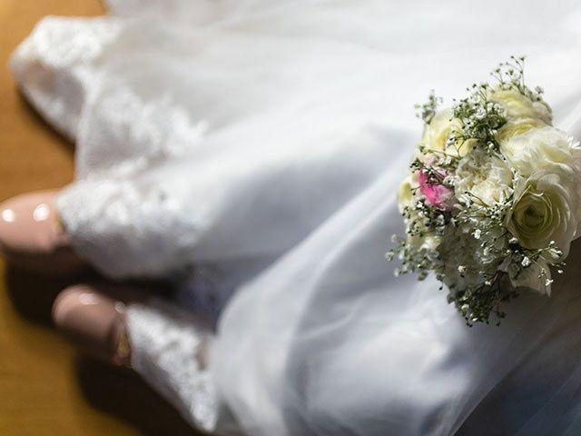 El casamiento de David y Andreina en Ingeniero Maschwitz, Buenos Aires 2