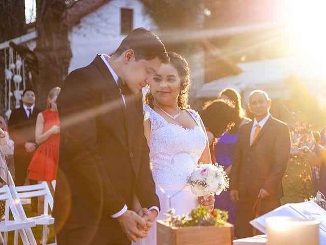 El casamiento de David y Andreina en Ingeniero Maschwitz, Buenos Aires 21