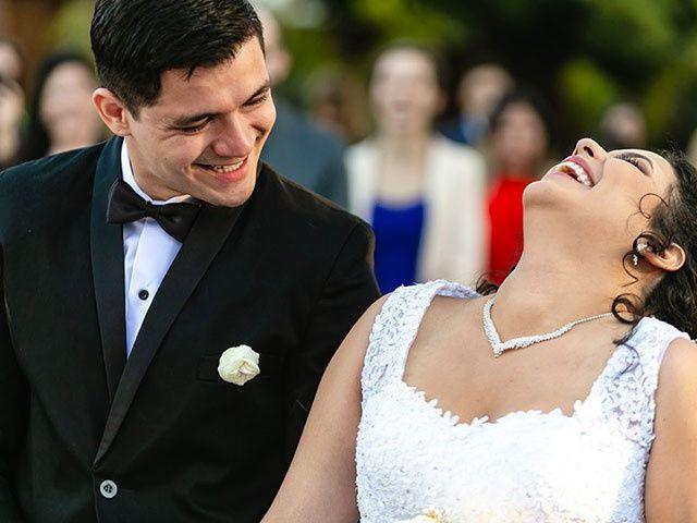 El casamiento de David y Andreina en Ingeniero Maschwitz, Buenos Aires 23