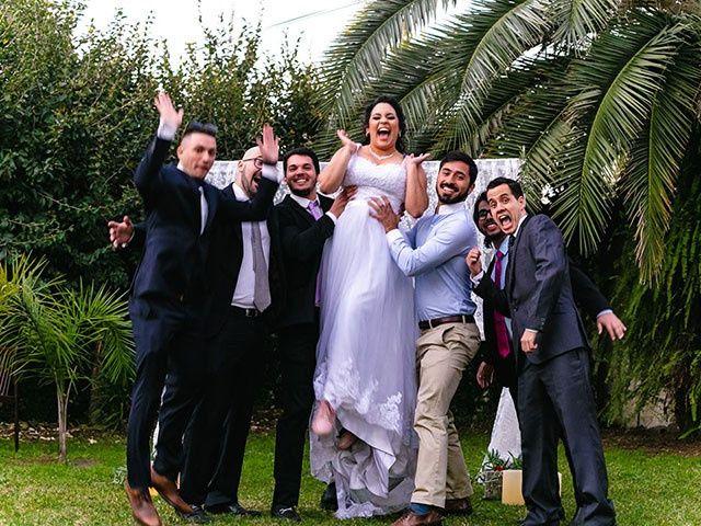 El casamiento de David y Andreina en Ingeniero Maschwitz, Buenos Aires 24