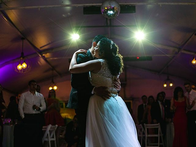El casamiento de David y Andreina en Ingeniero Maschwitz, Buenos Aires 25