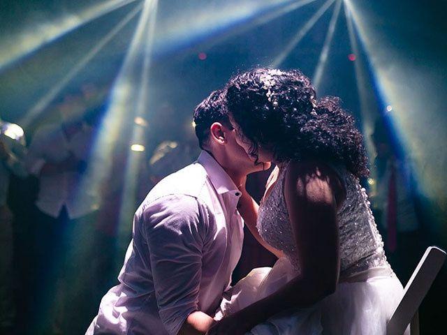 El casamiento de David y Andreina en Ingeniero Maschwitz, Buenos Aires 30