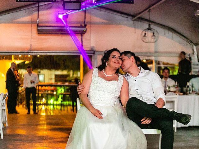 El casamiento de David y Andreina en Ingeniero Maschwitz, Buenos Aires 31