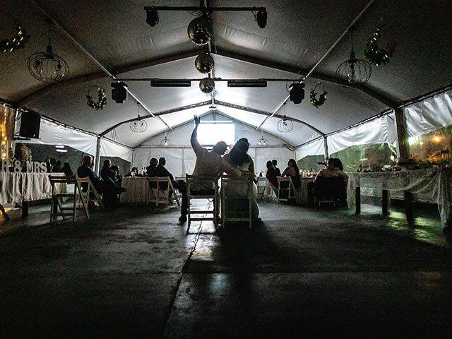 El casamiento de David y Andreina en Ingeniero Maschwitz, Buenos Aires 32