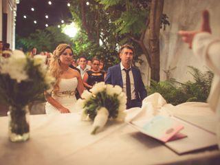 El casamiento de Jackie y Juan