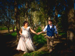 El casamiento de Mariana y José