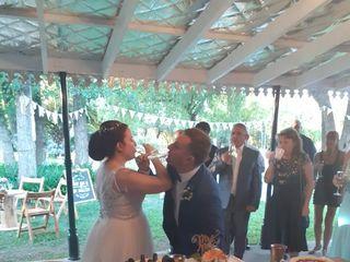 El casamiento de Celeste y Mykhaylo 2