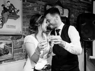 El casamiento de Romi  y Lean