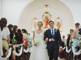 El casamiento de Eze y Jime