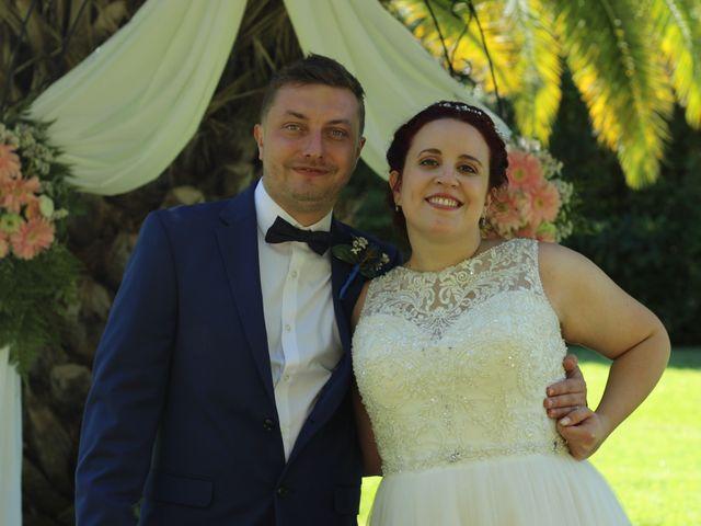 El casamiento de Mykhaylo y Celeste en Los Cardales, Buenos Aires 2