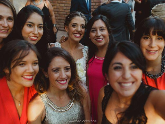 El casamiento de Jime y Eze en Mendoza, Mendoza 49