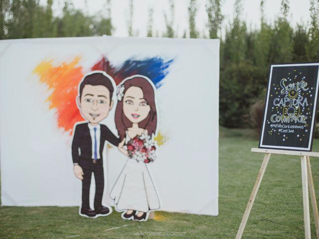 El casamiento de Jime y Eze en Mendoza, Mendoza 52