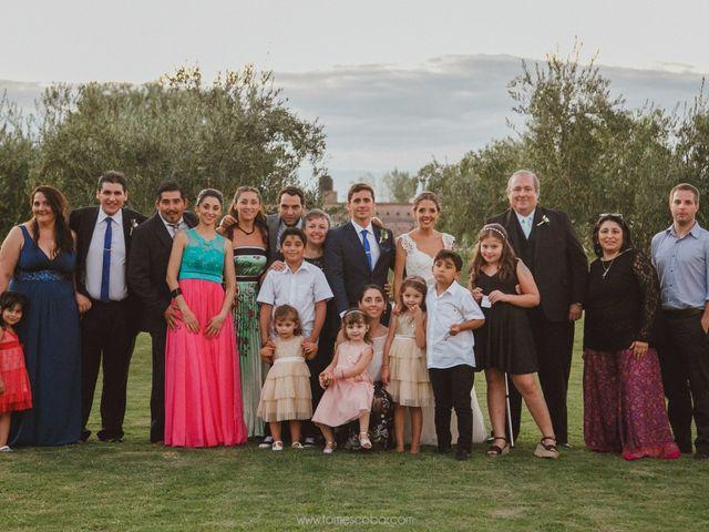 El casamiento de Jime y Eze en Mendoza, Mendoza 54