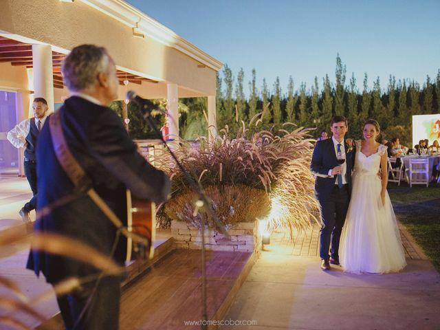 El casamiento de Jime y Eze en Mendoza, Mendoza 56