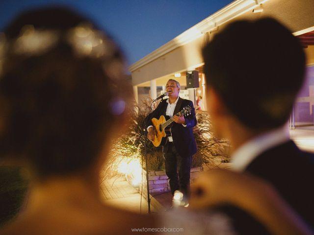 El casamiento de Jime y Eze en Mendoza, Mendoza 57